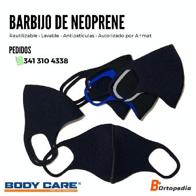 BARBIJO DE NEOPRENE